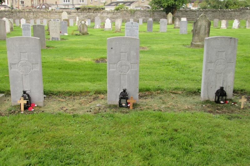 NZ Graves