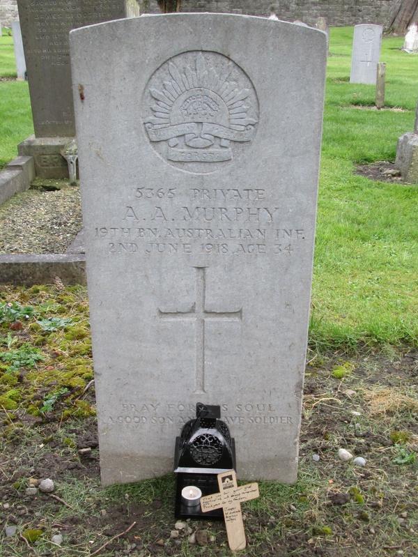 Australian Grave
